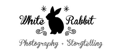 :: WHITE RABBIT PHOTOGRAPHY :: logo