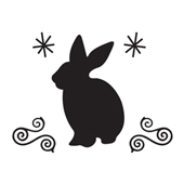 ::The White Rabbit Stories :: logo